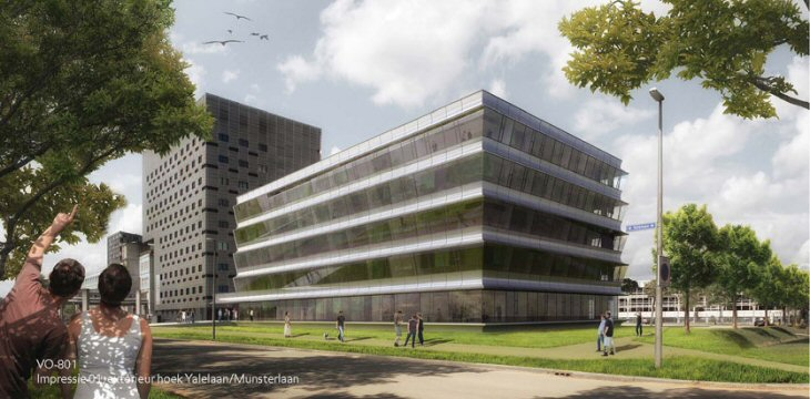 BREEAM Outstanding-certificaat voor Life Sciences Incubator in Utrecht